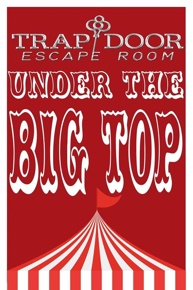 Red Bank Trap Door Escape Room